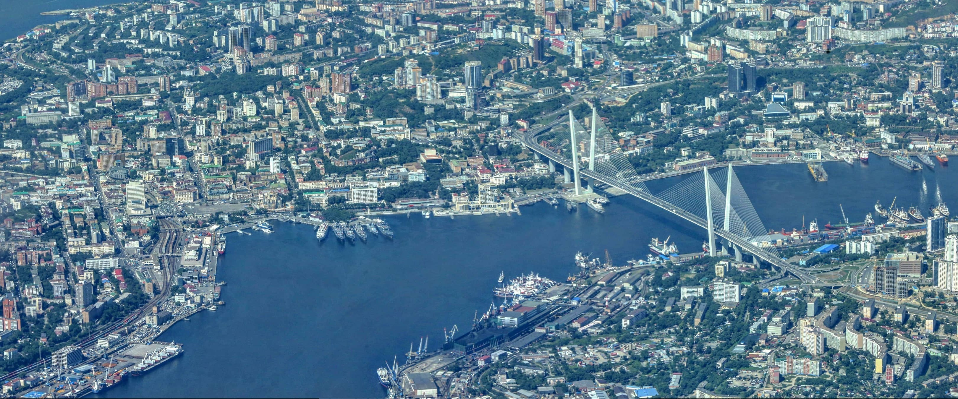 владивосток панорамные фото города армандо