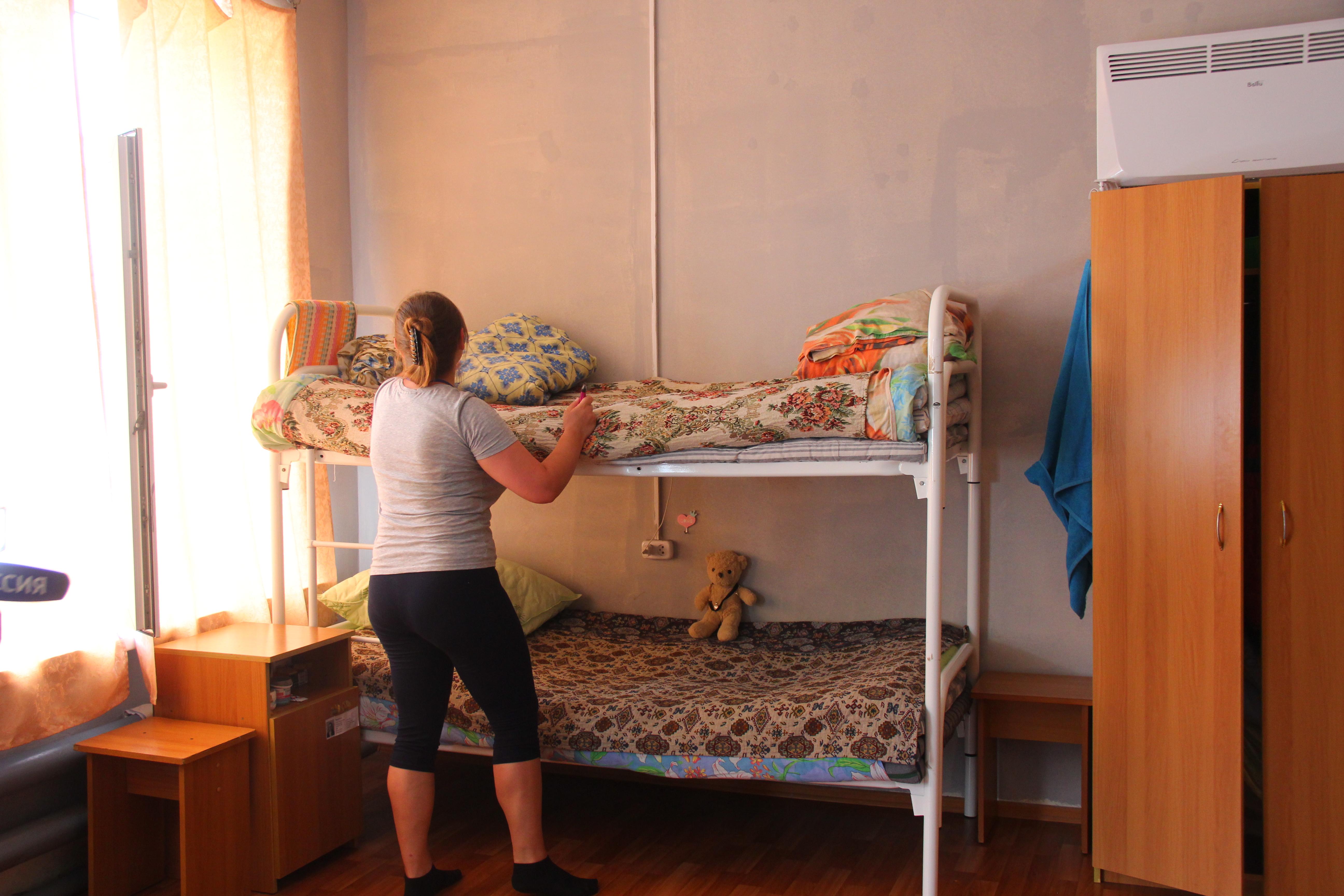 Как отбывают наказание в Приморье осуждённые к принудительным работам