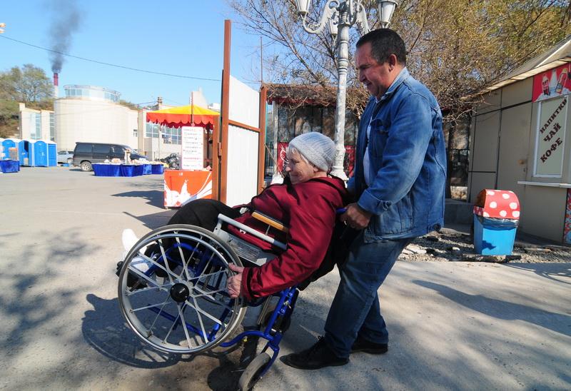 крыма инвалиды знакомства из