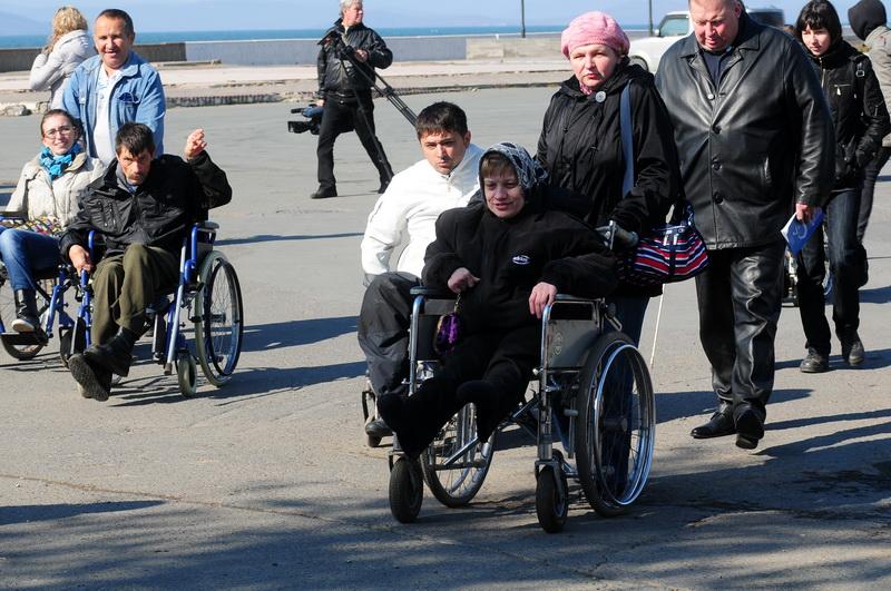 Во знакомства на инвалидов владивостоке