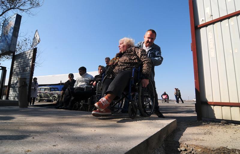 На владивостоке знакомства во инвалидов