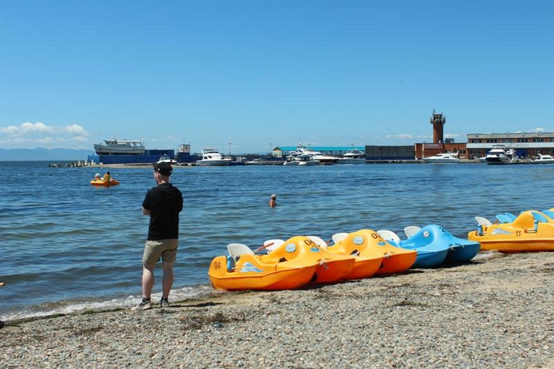 заключает себе пляжи владивостока где можно купаться что причиной