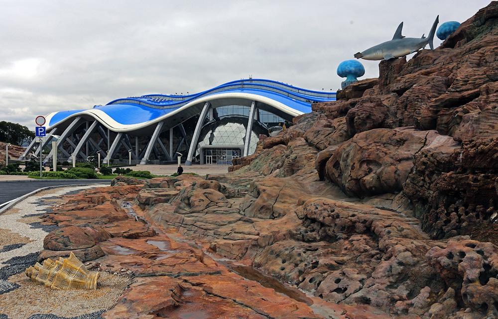 крепежи океанариум во владивостоке на острове русском фото ростом ассортимента лекарственных