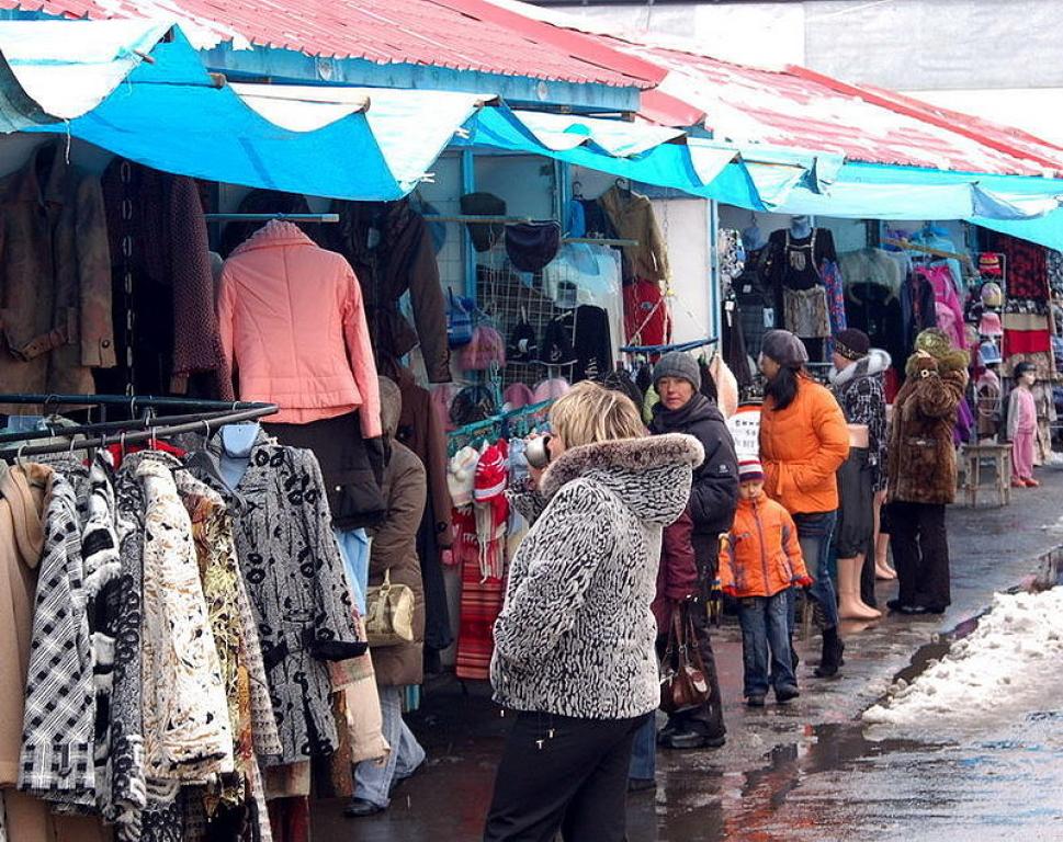 Рынок Одежды