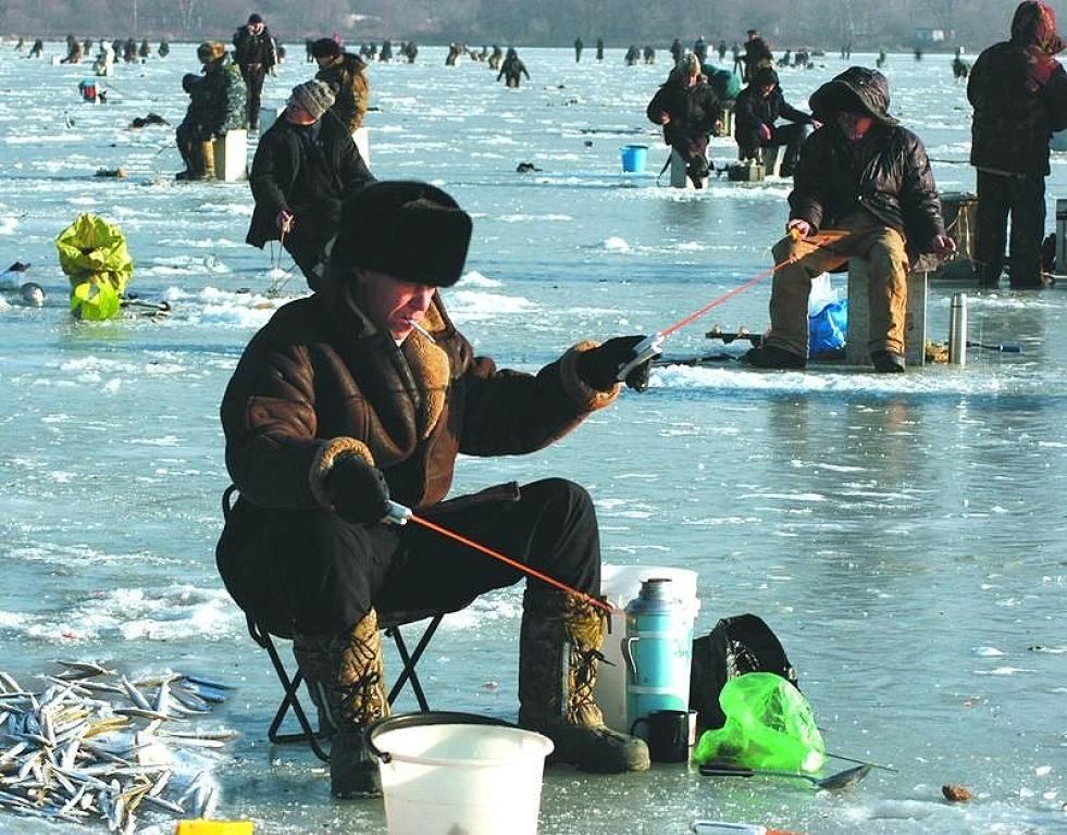 кто уже выходил на рыбалку