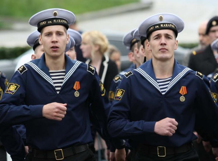 Картинки морских курсантов