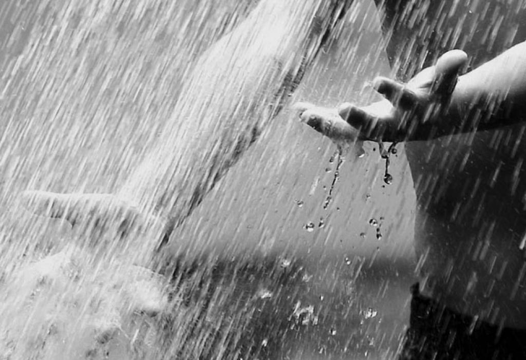 Как сделать дождик на новый гЛодка свои
