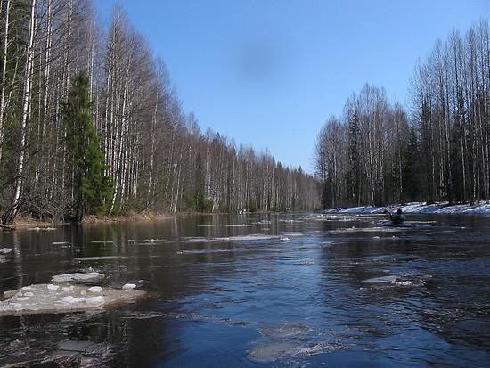 рыбалка на реке апчас