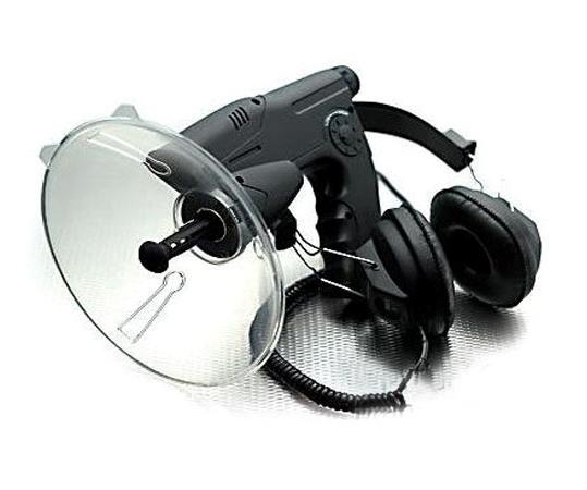 Микрофон для прослушки на расстоянии своими руками