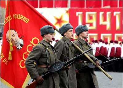 Как отметим юбилей социалистической революции