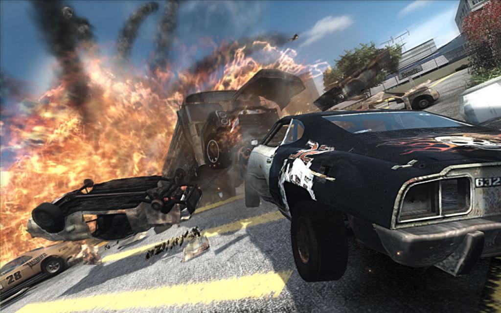 FlatOut 3: Chaos & Destruction выйдет 13 декабря.