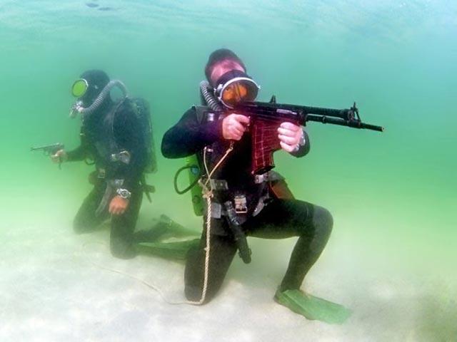 группы осназ на подводных лодках