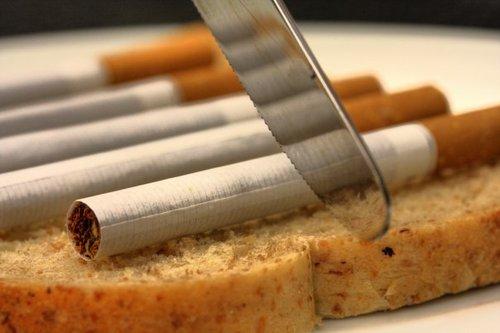 Тяжело бросить курить