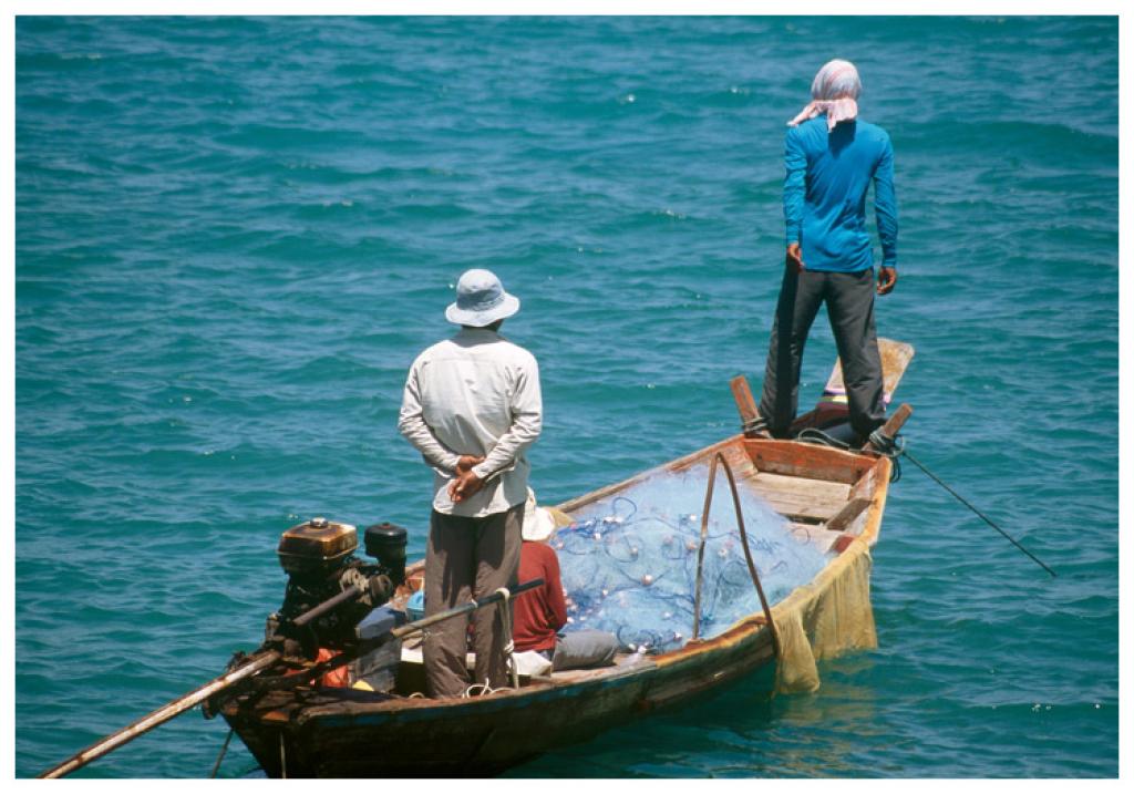 труд рыбака рыболовецкий пк