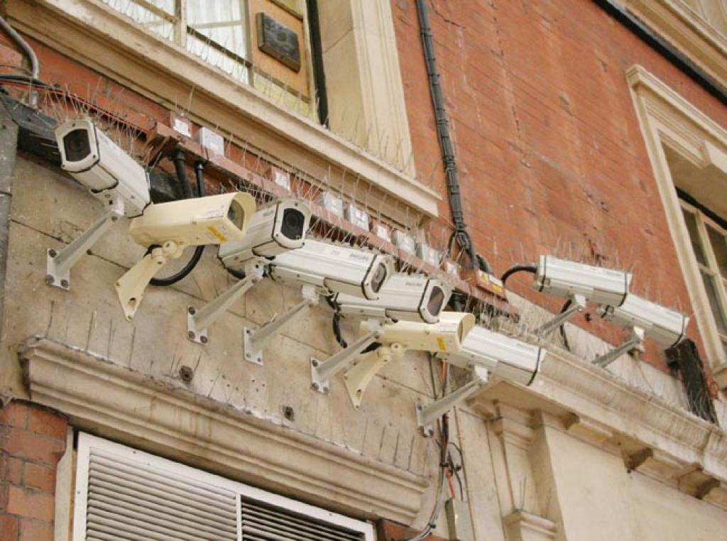 Как установит камеру фотонаблюдения своими руками