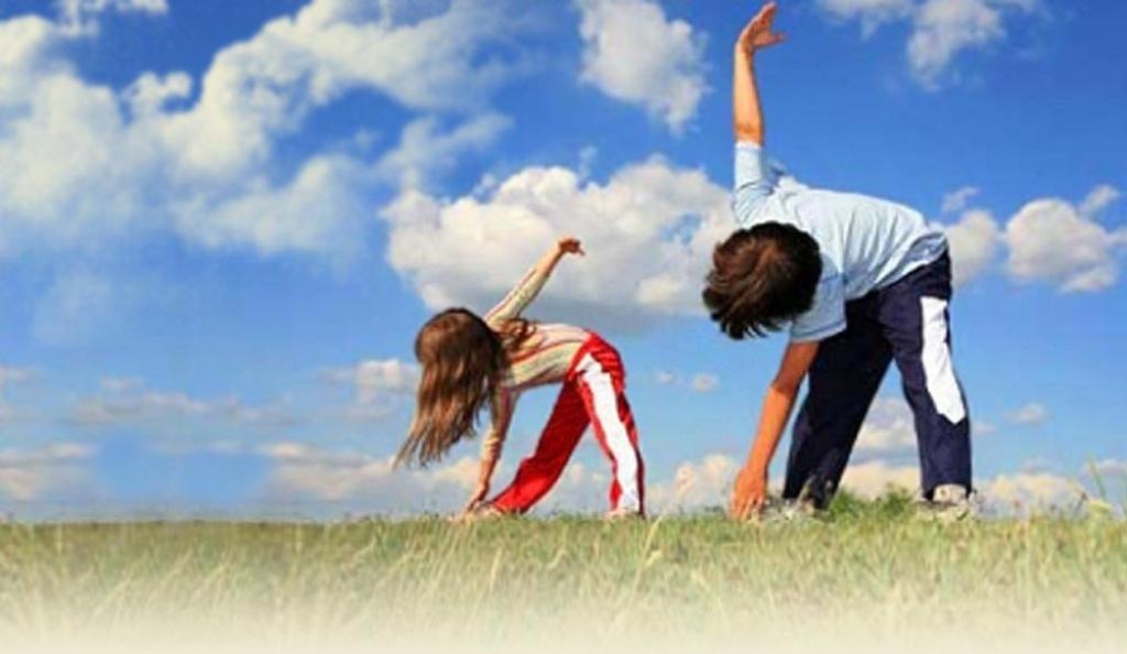 """Дети - за здоровый образ жизни.  О клинике.  Главная.  Фото  """"до """" и  """"после """"."""