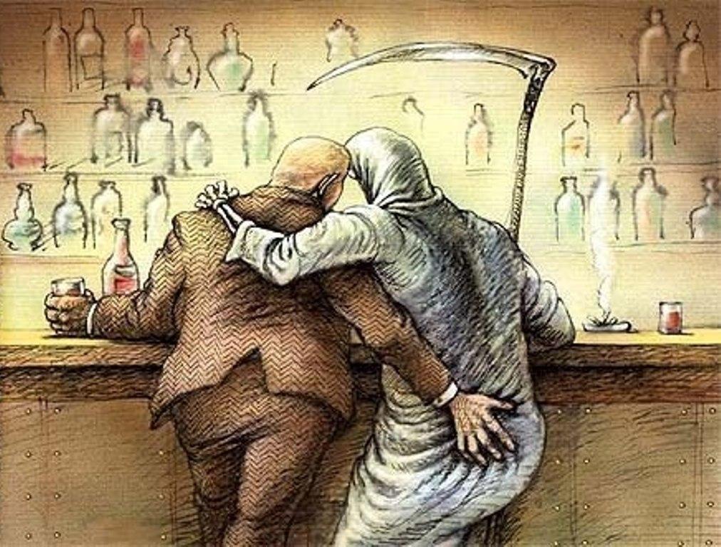 Алкоголизм борьба с алкоголизмом психика алкоголика алкоголизм и религия