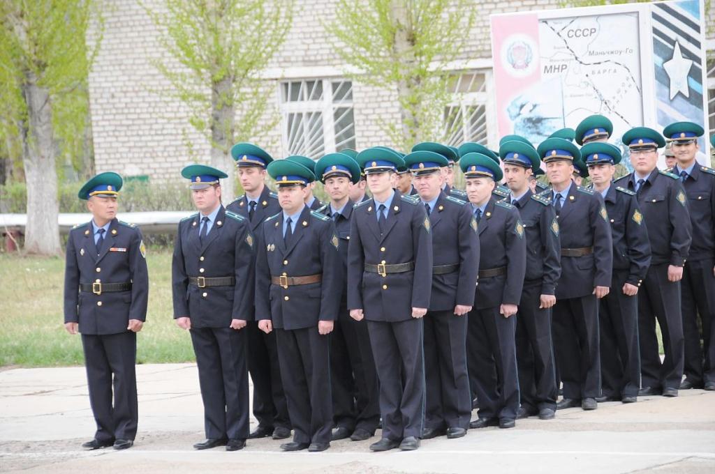 Сегодня, 24 октября, курганский пограничный институт фсб россии отпраздновал свой юбилей
