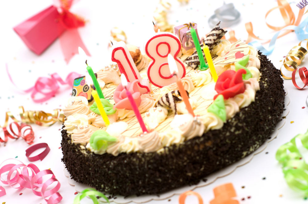 Поздравление с 18 летием прикольные в смс