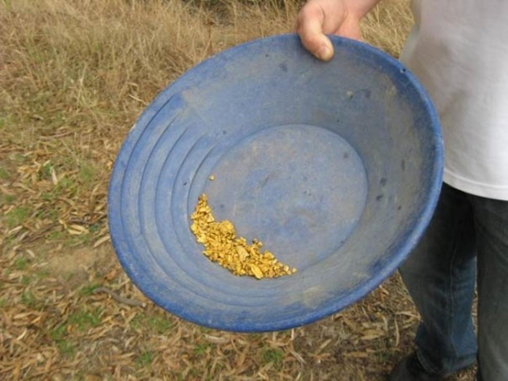 Золотоискатель сделать своими руками