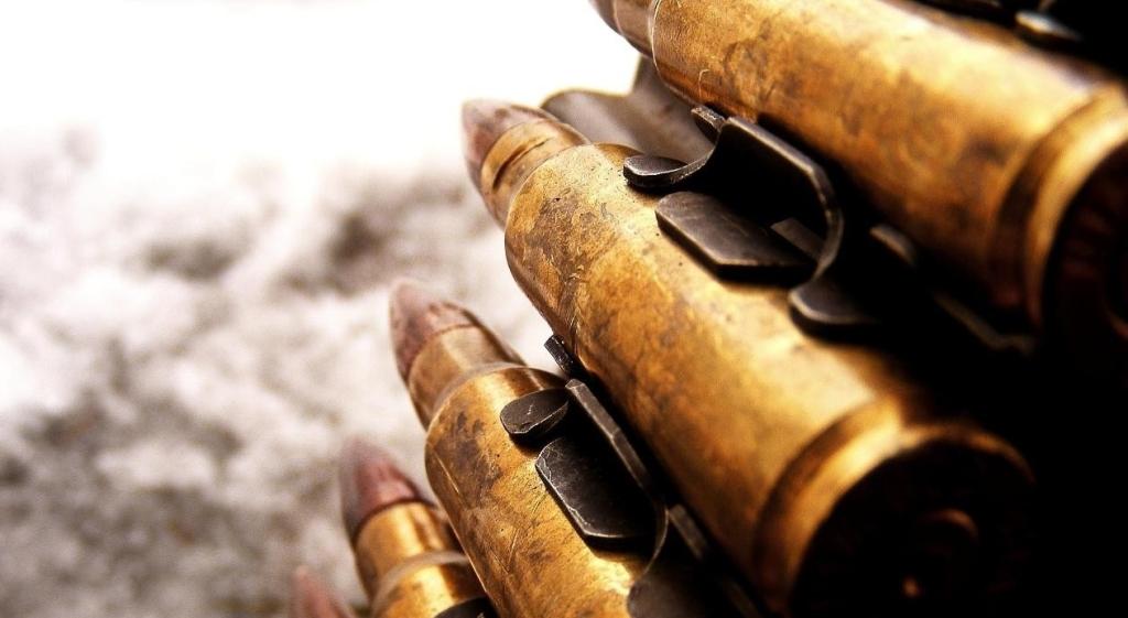 Заставка на рабочий стол оружие