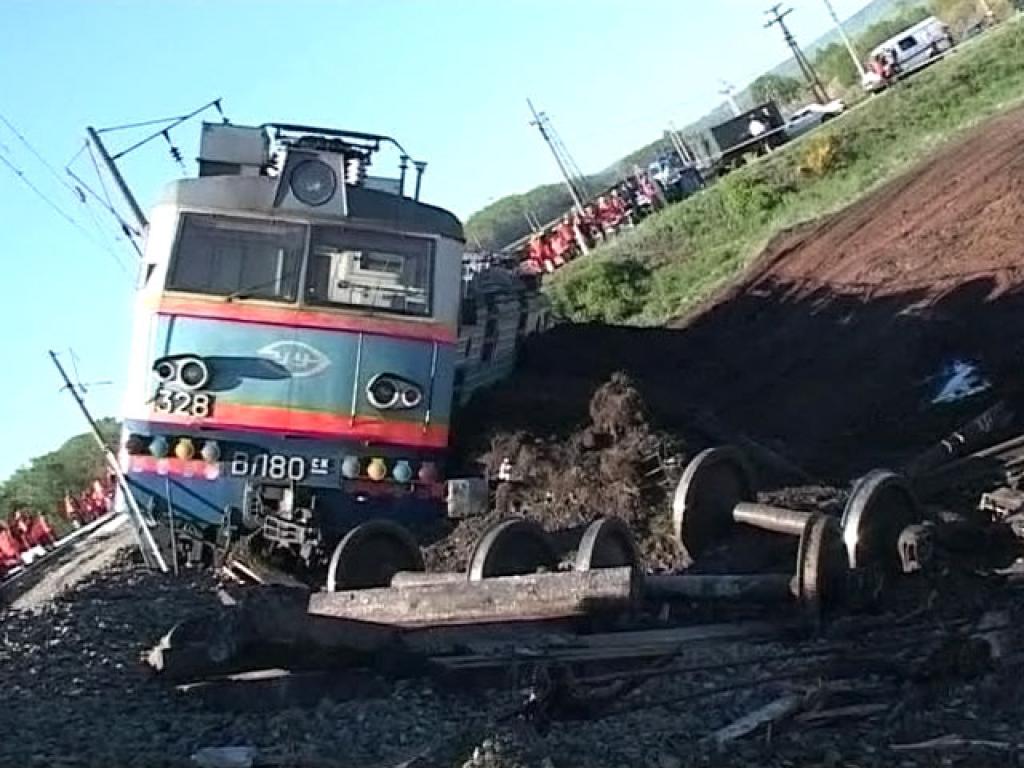 Учебную аварию на железной дороге в хабаровском крае ликвидировали подразделения рсчс (видео) rss