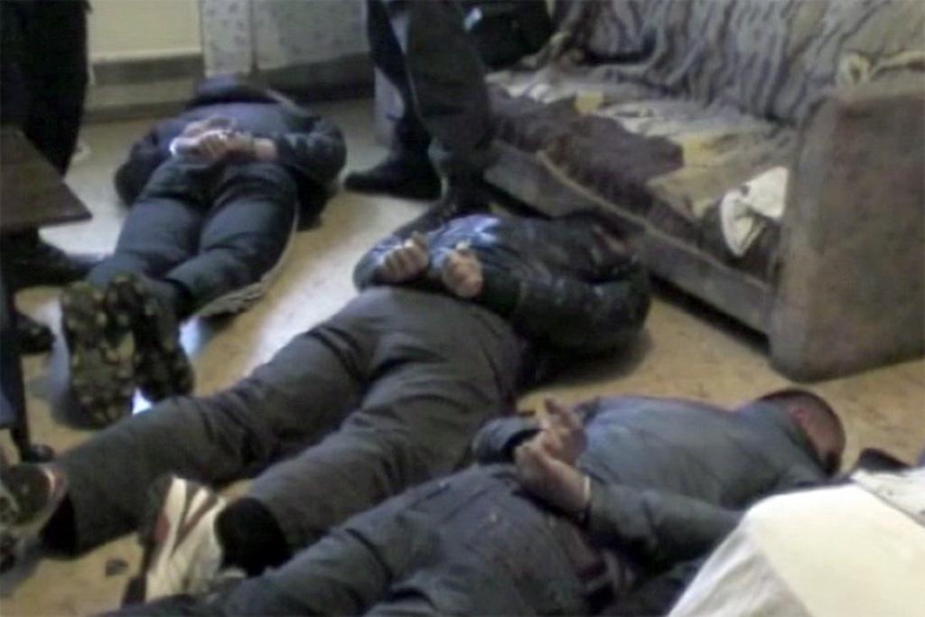 В Башкирии разбойничала группа налетчиков родом из Молдавии