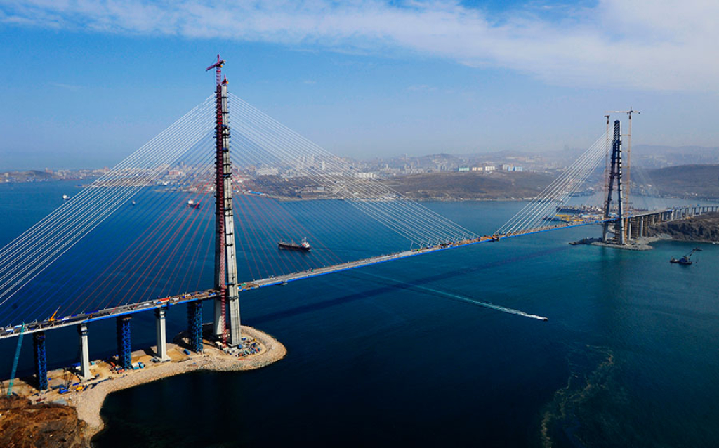 Китайский мост через пропасть