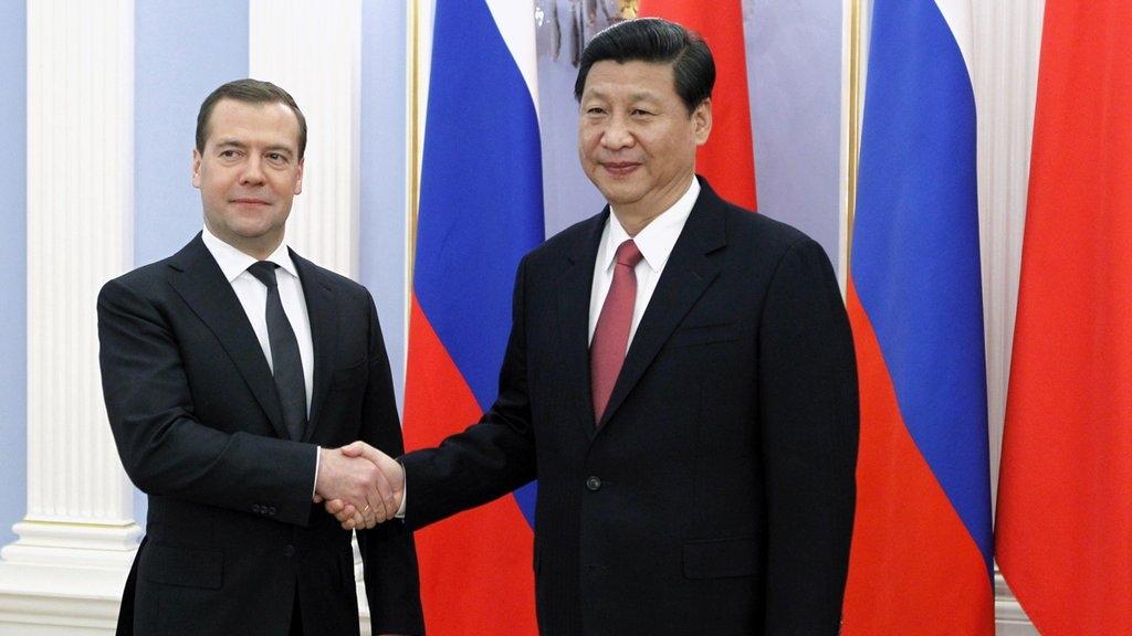 俄总理将与中国国家主席讨论两国经济和人文联系