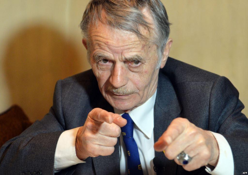 Джемилев потребовал ввести санкции против Южного федерального округа России