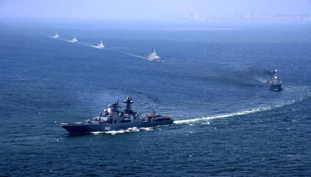 Британию напугало появление кораблей ВМФ России в Ла-Манше