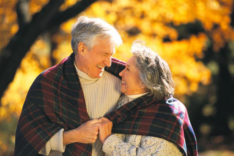 Информация секса пожилых людей