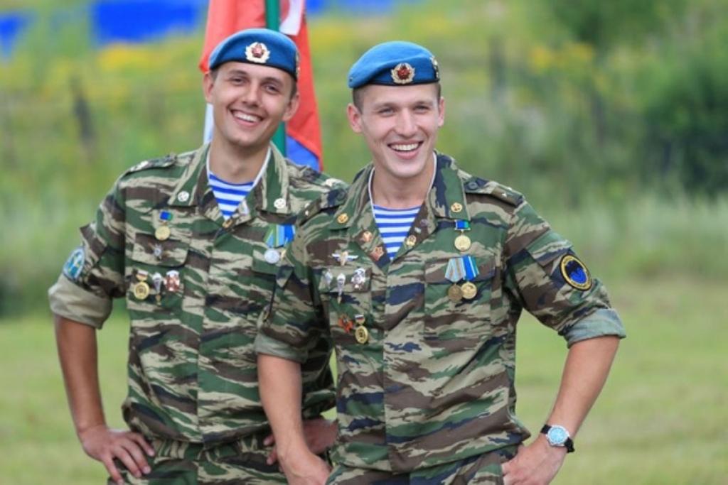 Видео, картинки десантников
