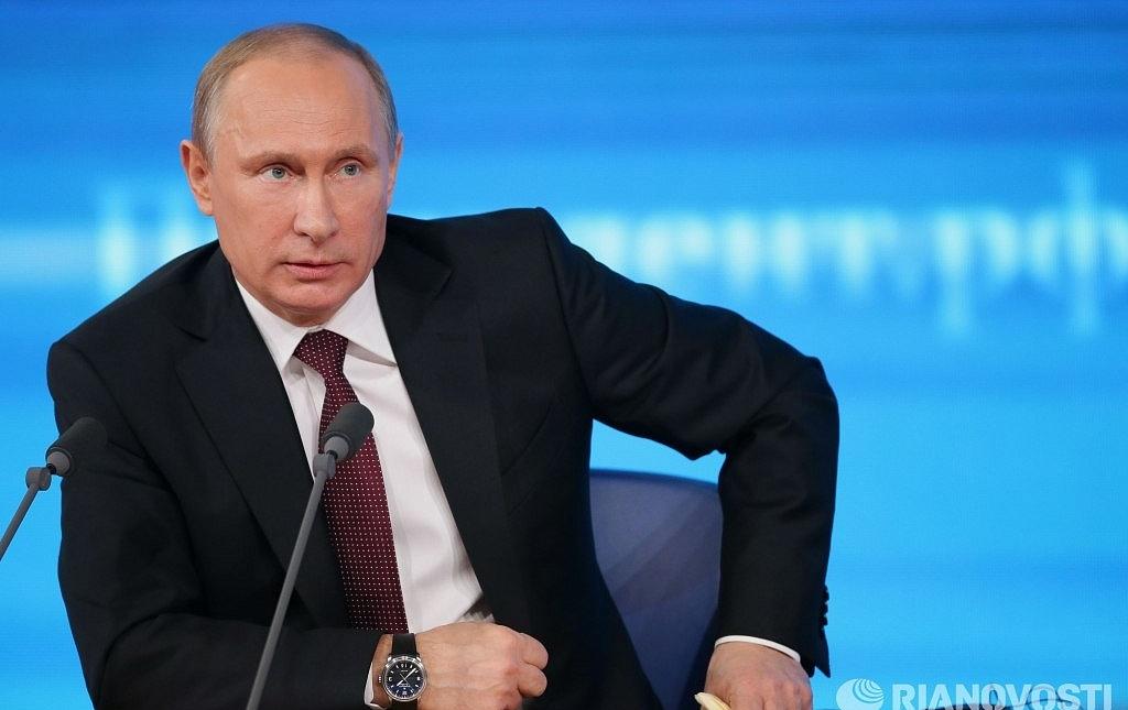 Путин осадил Киев; ответ ополчения на шикарный подарок США