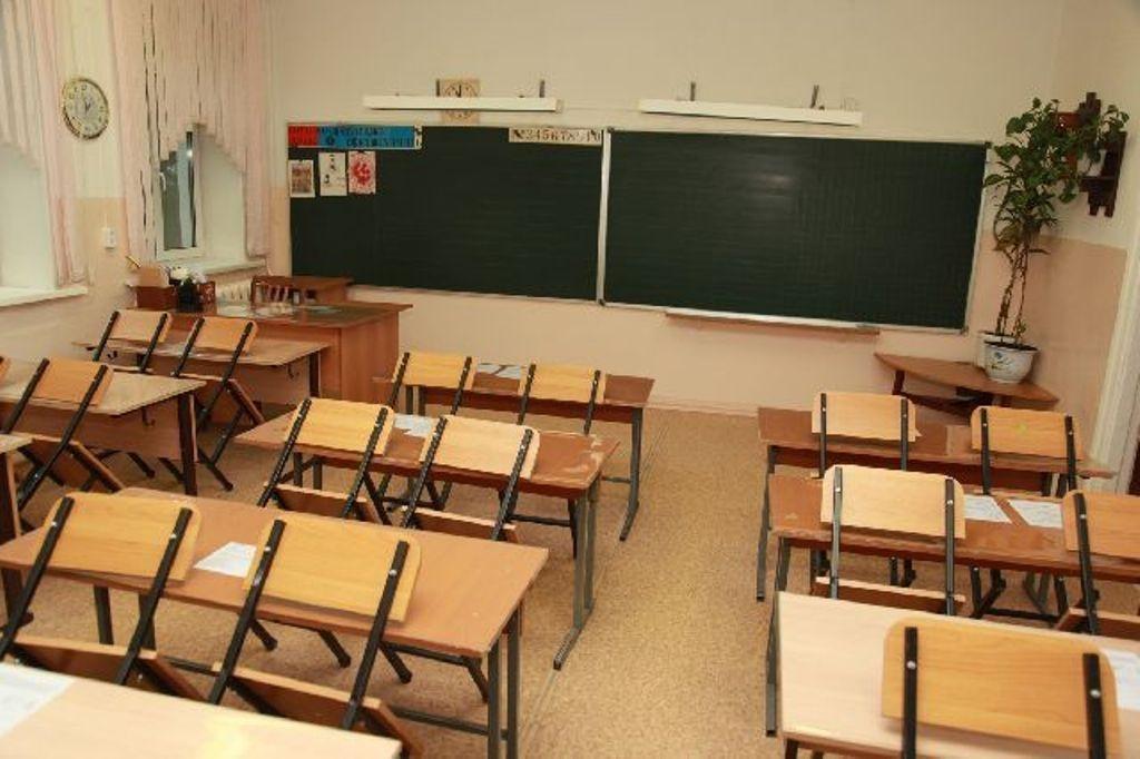 О ремонте кабинетов и школы к новому учебному году