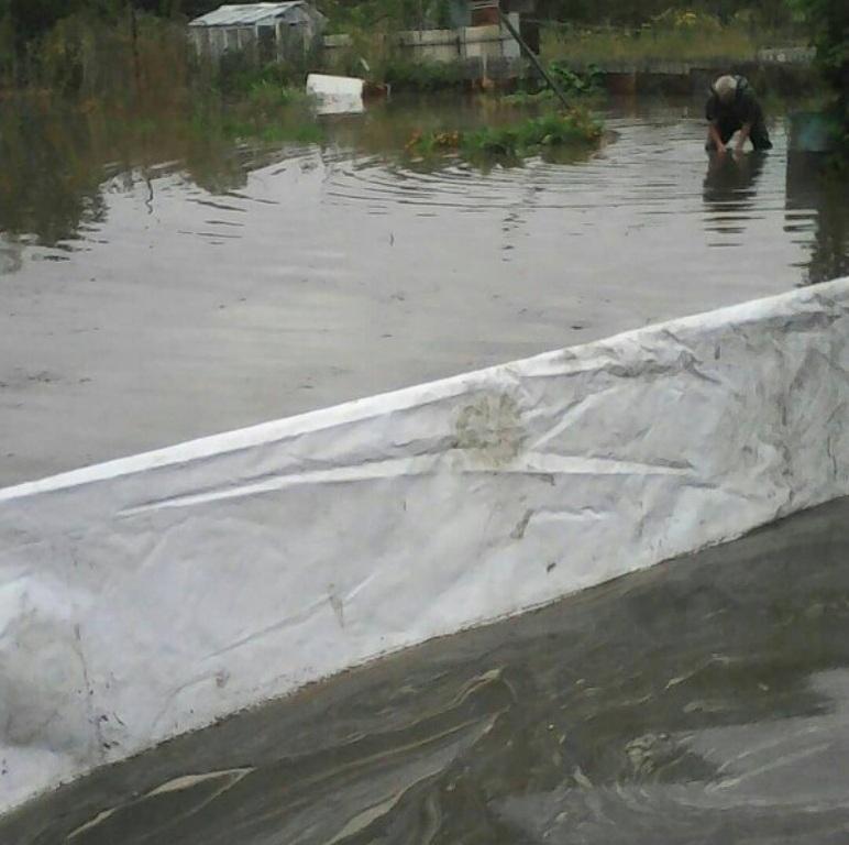 ВПриморье существует угроза подъема воды вреках— Синоптики предупреждают