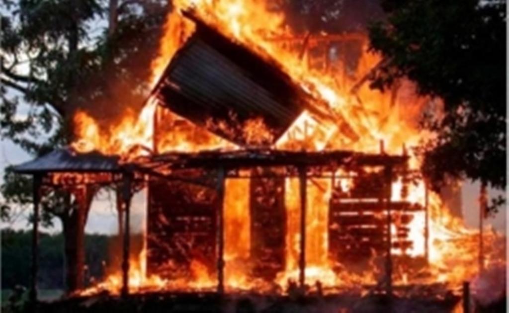 Ночью вТуле горел фургон «Ман»