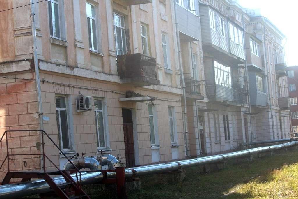 Издома наулице Ленинградской, 52 вУссурийске временно расселены шесть семей