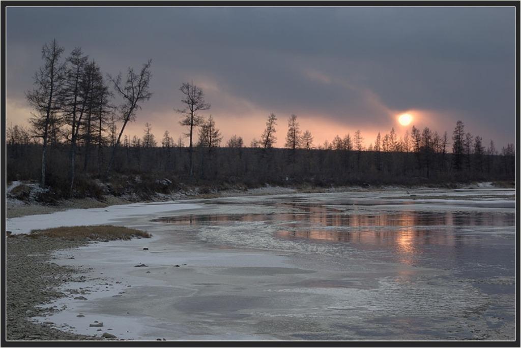 какие реки не леденеют в ленинградской области