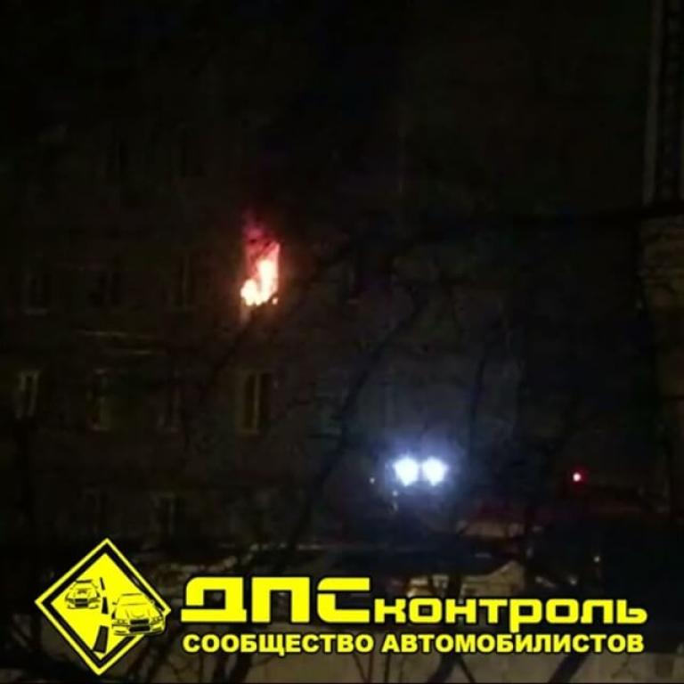 Практически 50 человек спасено напожаре воВладивостоке