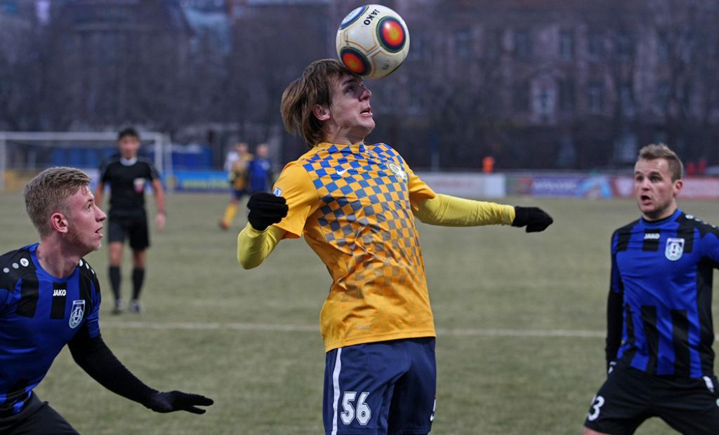 Футболисты «Луч-Энергии» обыграли «Шинник» вматче 23-го тура ФНЛ