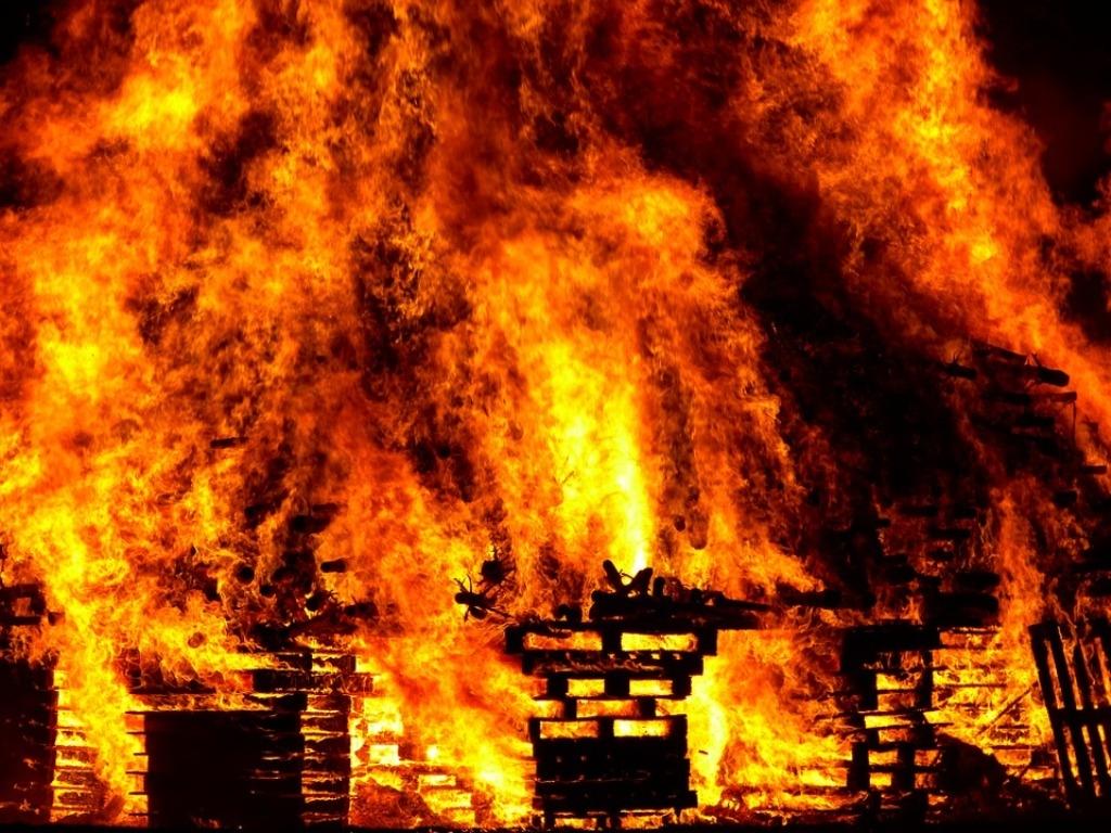 ВЕАО впожаре умер ребенок