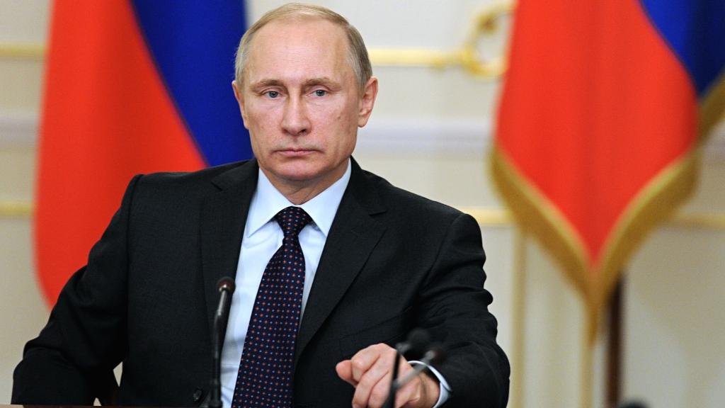 Путин сократил высокопоставленных чиновников, избранных академиками РАН