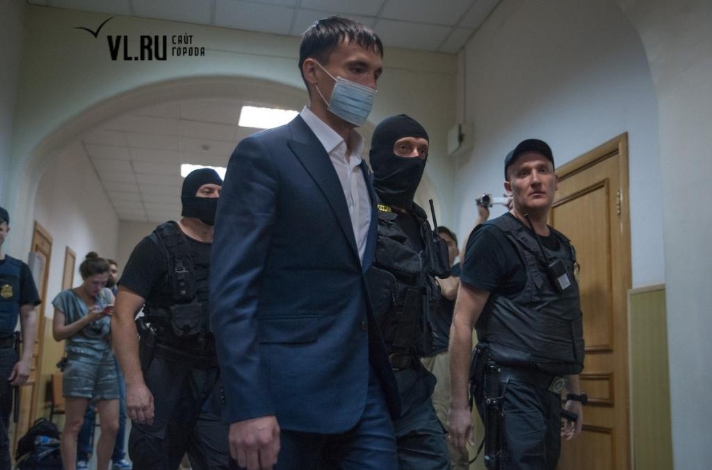 Продление ареста руководителя Владивостока нелегально иносит политический характер— юрист