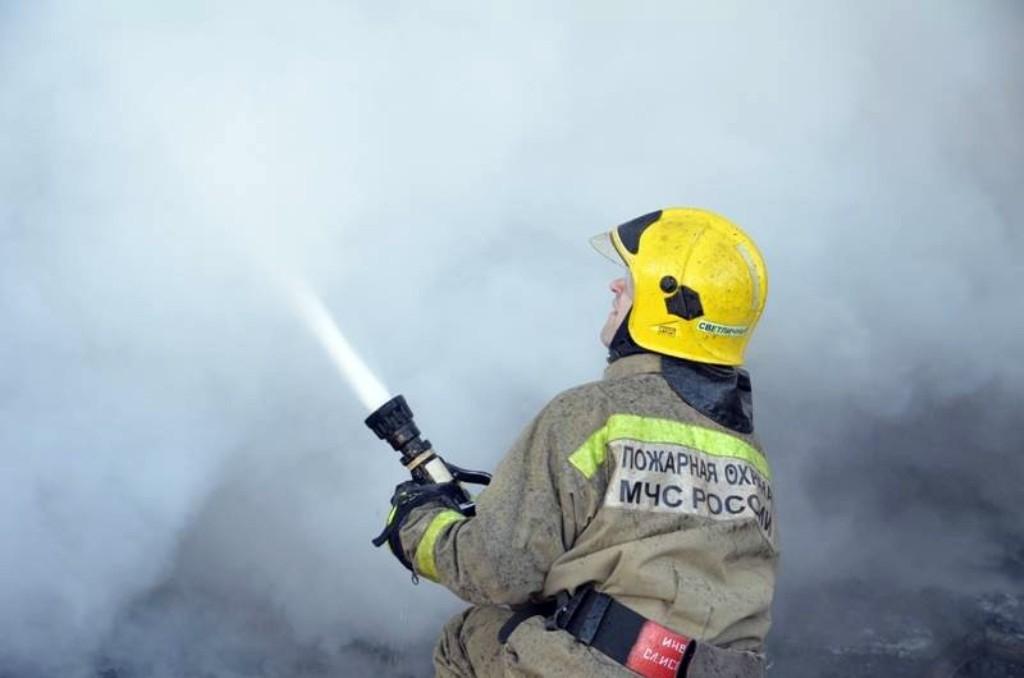 Пожар вжилом доме вРостовской области забрал  жизни 2 человек