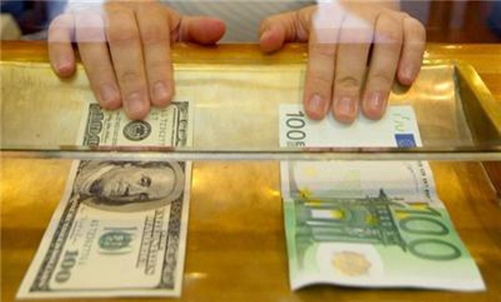 ЦБ увеличил евро на50 копеек