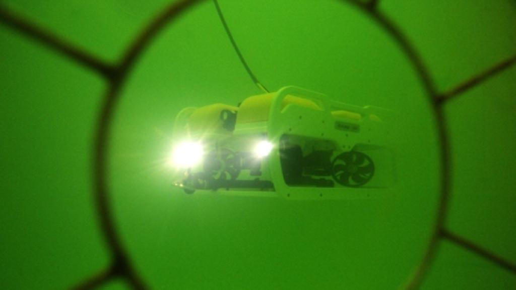 В РФ готова кразвертыванию система подводной связи инавигации «Позиционер»