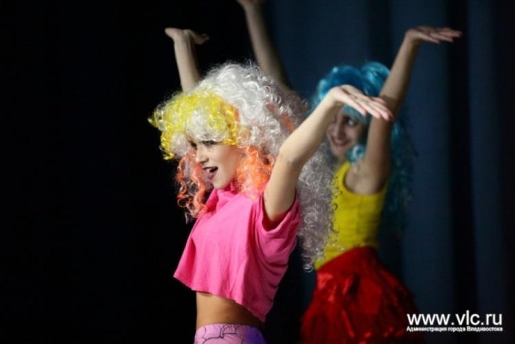 Танцевальный конкурс 10 декабря
