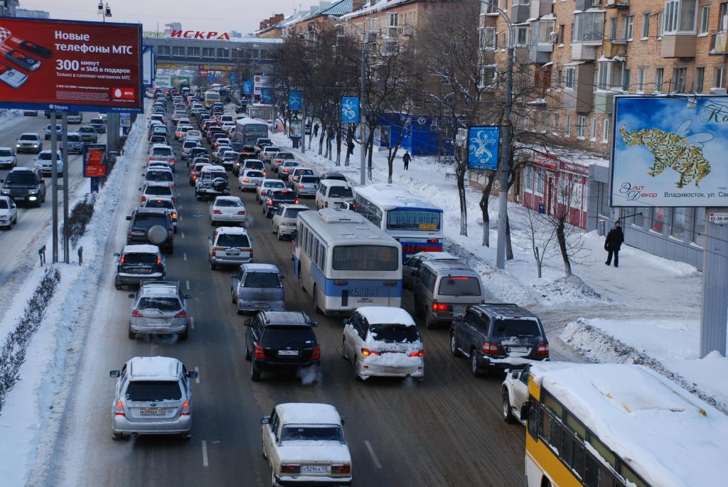 Предстоящая ночь воВладивостоке будет самой холодной сначала зимы
