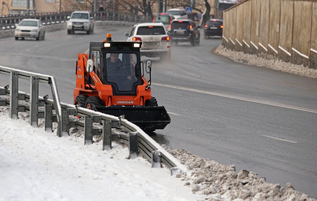 Вчетверг воВладивостоке пройдёт мощнейший снегопад